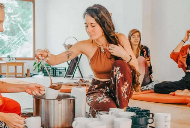 Ceremonia Cacao